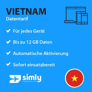 Vietnam Daten SIM-Karte